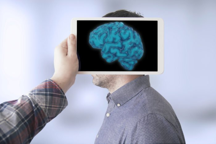 मस्तिष्क का आकार और कार्य परिवर्तन की आदतें